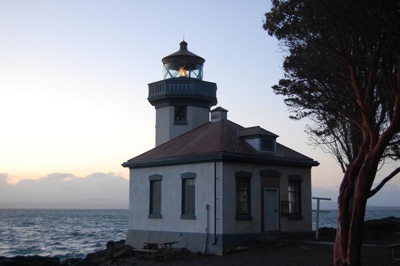 lighthouse lime kiln