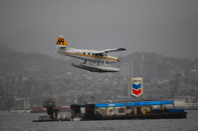 Seaplane Vancouver BC