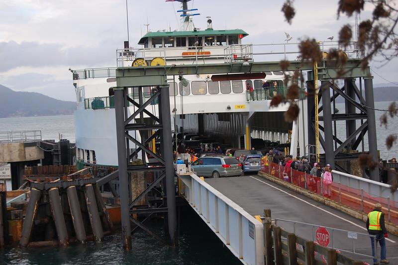 Ferry, Lopez