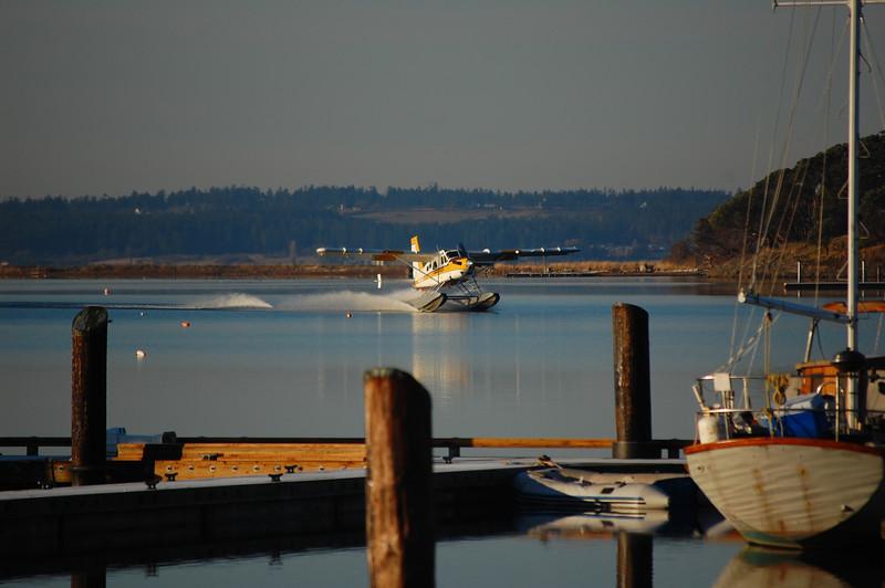 Seaplane Fisherman Bay