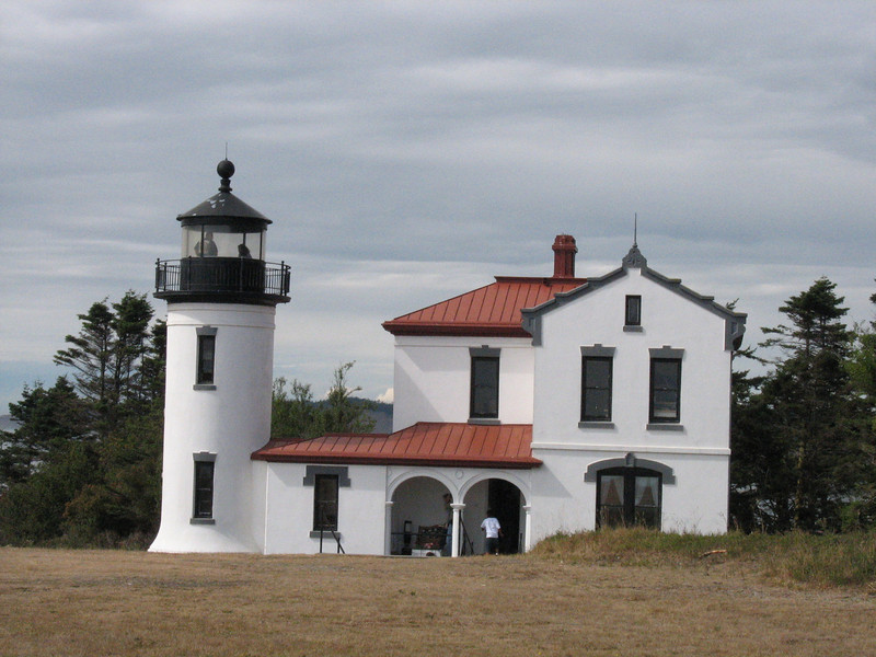 lighthouse whidbey island