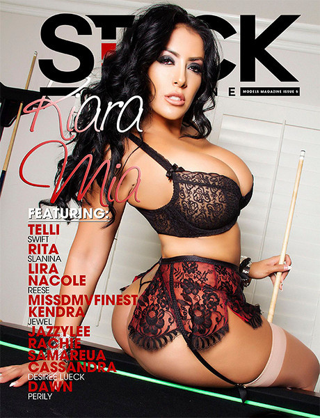 Stack Models Inc. Magazine Issues: Stack Models Inc. Magazine Issue 5