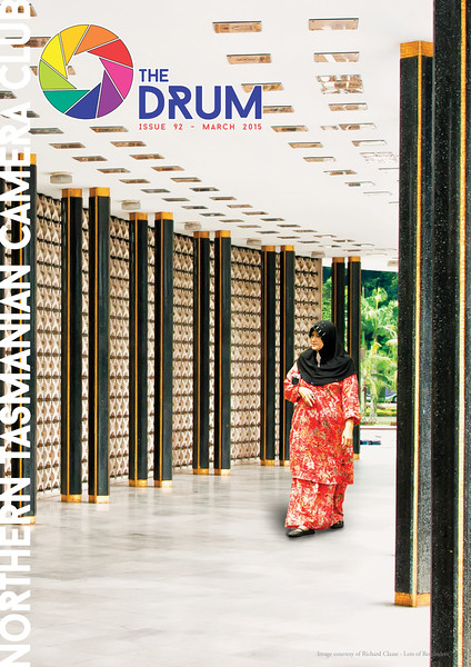 The Drum Issue 92 - March 2015