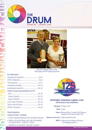 The Drum Issue 85 - August 2014