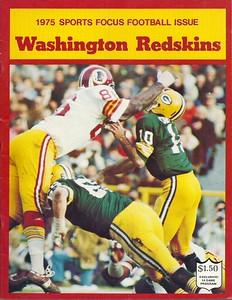 1975 Redskins Sports Focus