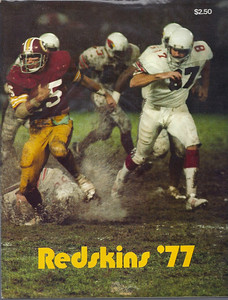 1977 Redskins Yearbook