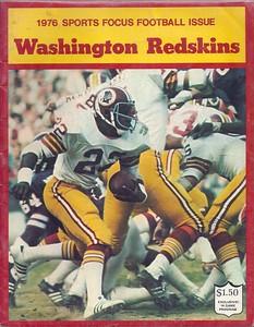 1976 Redskins Sports Focus