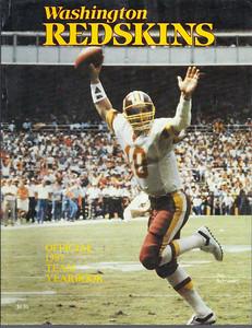 1987 Redskins Yearbook