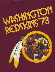 1973 Redskins Yearbook