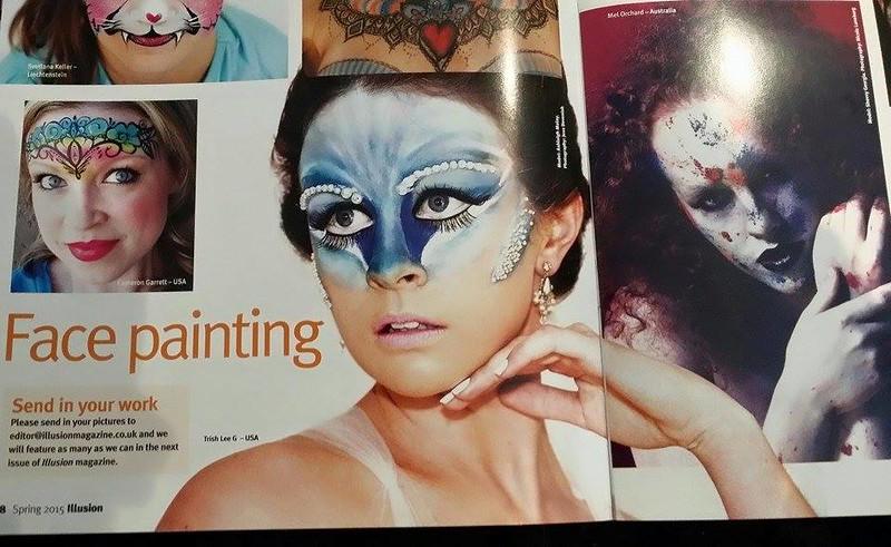 {Published} Illusion Magazine