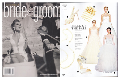 Bride and Groom Magazine