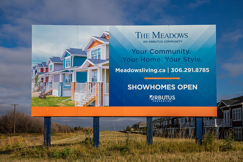 The Meadows Billboard