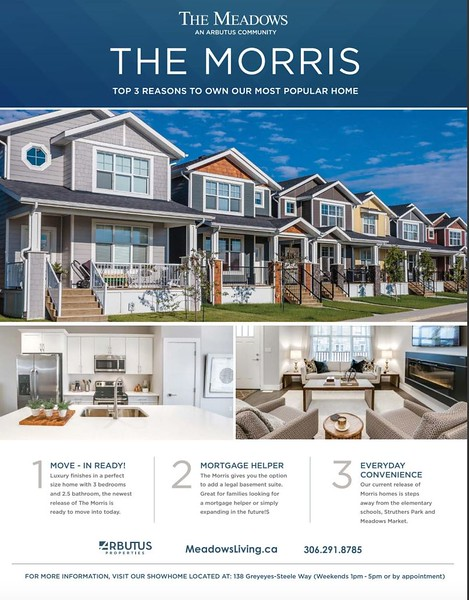 Saskatoon Home Magazine - Winter 2018, Page 5