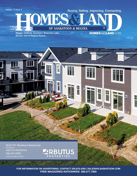 Homes & Land - Volume 12, Issue 2 - Cover