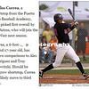 Carlos Correa, top MLB draft pick, for the Houston Astros.
