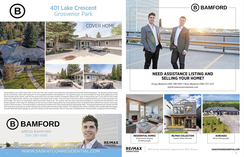 Homes & Land - Volume 12, Issue 5 - Page 4 & 5