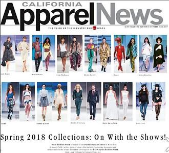 Apparel News October 2017