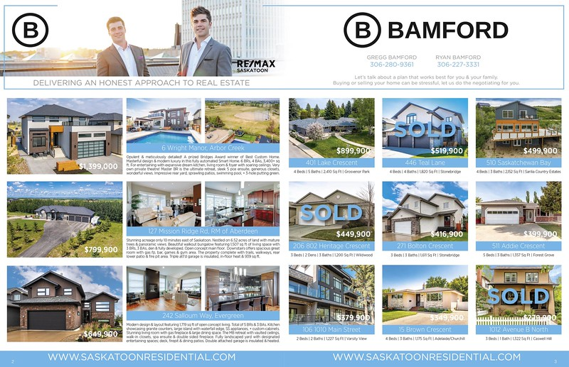 Homes & Land - Volume 12, Issue 2 - Page 2 & 3