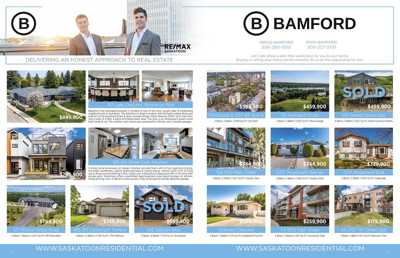 Homes & Land - Volume 12, Issue 5 - Page 2 & 3