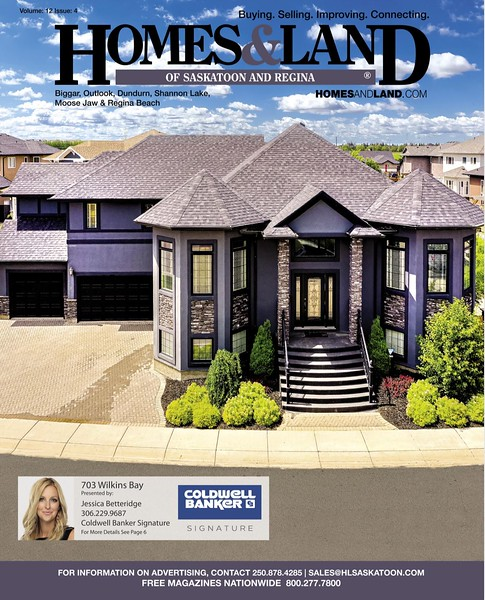 Homes & Land - Volume 12, Issue 4 - Cover