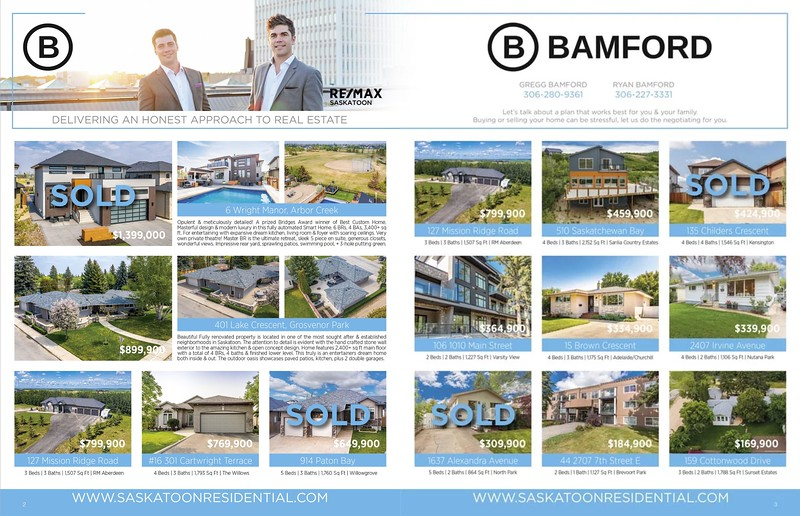 Homes & Land - Volume 12, Issue 4 - Page 2 & 3