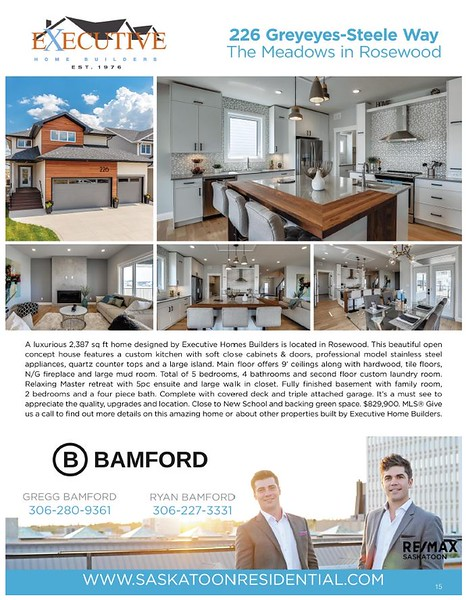 Homes & Land - Volume 11, Issue 2 - Page 15