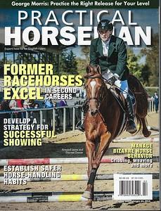 2015 Practical Horseman, cover