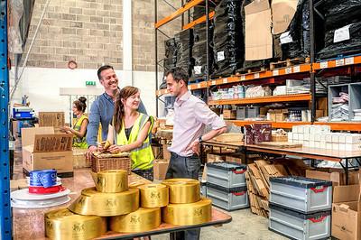 PR photography for Randall & Payne, Cheltenham