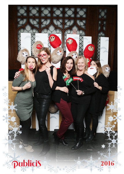 Publicis Holiday Party 2016