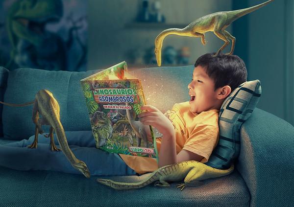Libro 3D