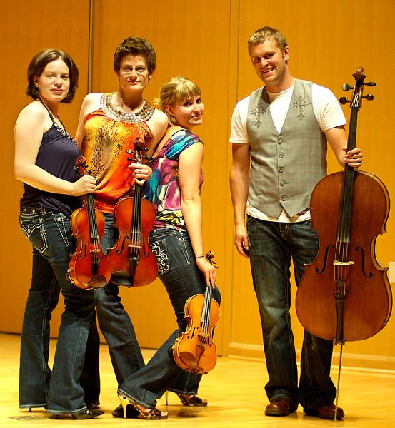 Stretta Quartet