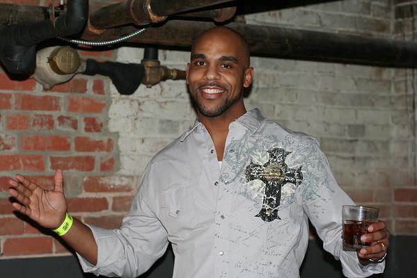 Jesse Lawrence: World Combat League Fighter.