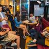 2017_10_12, Bus, Canon, Herricks, Interior, NY, Yamaha