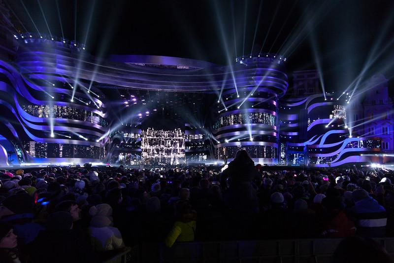Koncert; Wrocław, Sylwester