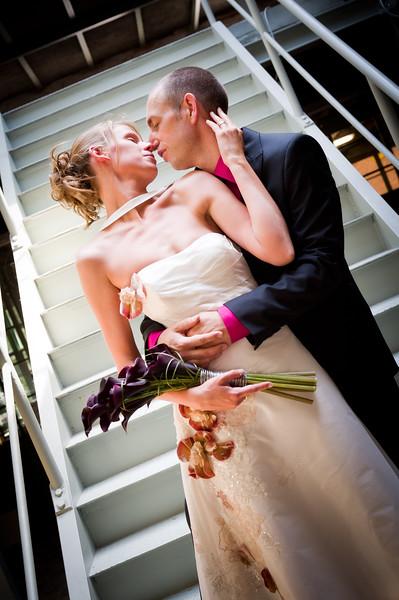 Huwelijk Bart & Silke