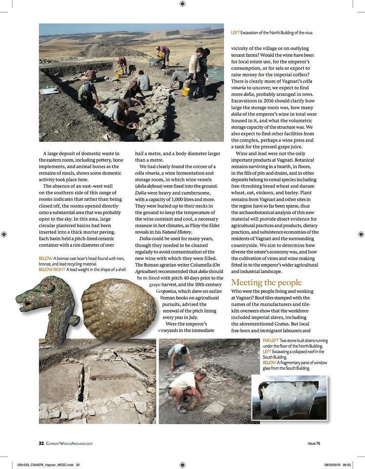 Current World Archaeology Magazine