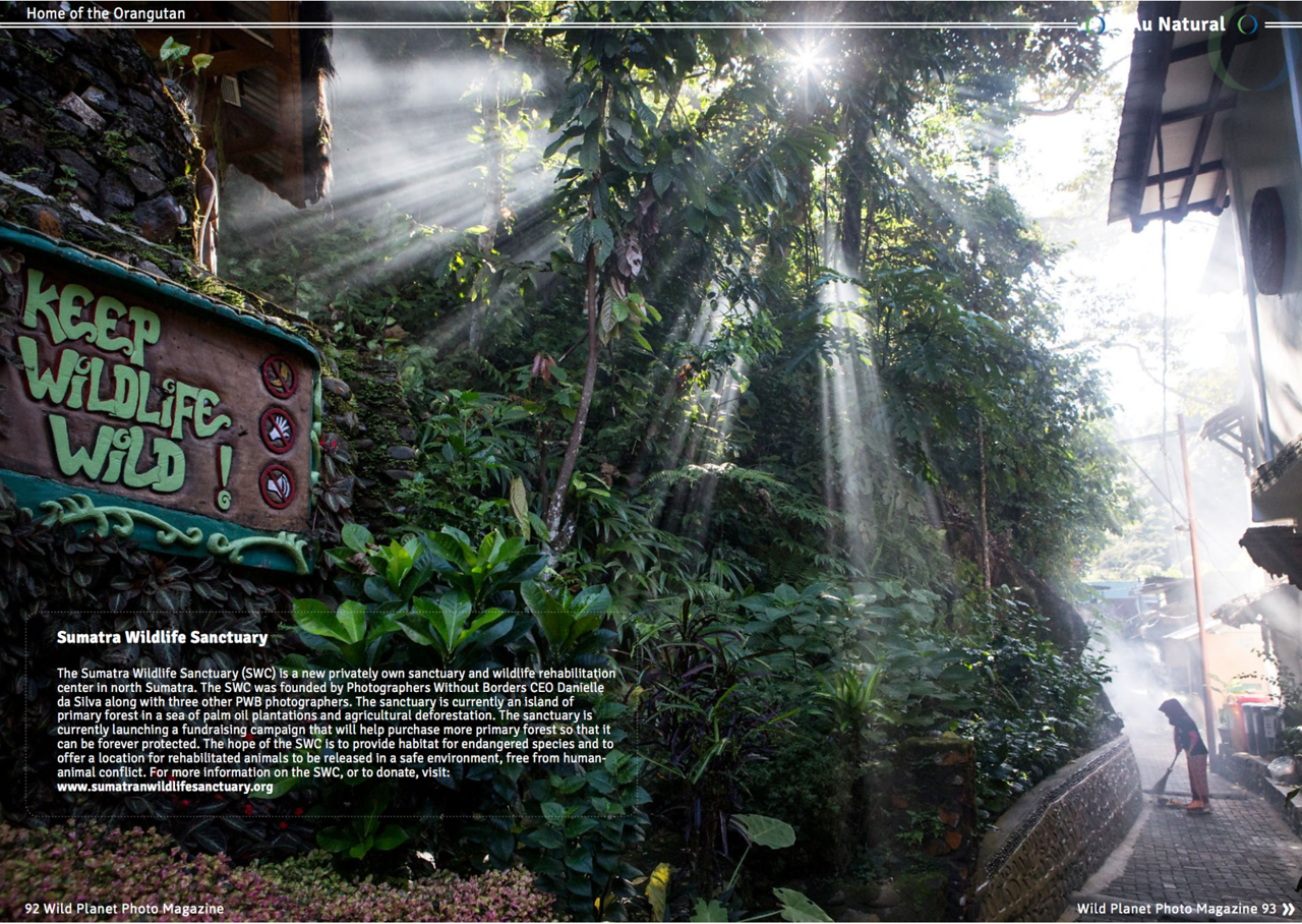Wild Planet Magazine. August 2017