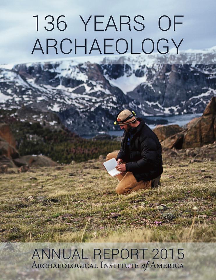 Archaeological Institute of America Annual Report