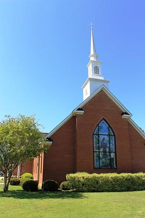Asbury United Methodist, Smithfield, NC