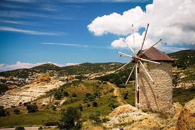 Windmills, Eski Foça