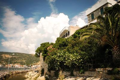 Aegean Seaside in Eski Foça