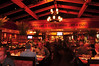 """Interior shot of The Lazy Dog Cafe during the """"launch party"""". Valencia, CA. 12/2/09"""