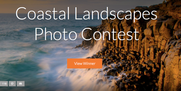 Los Angeles Photographer Kevin Gilligan judged ViewBug's 2015 Coastal Landscapes Photography Competition.