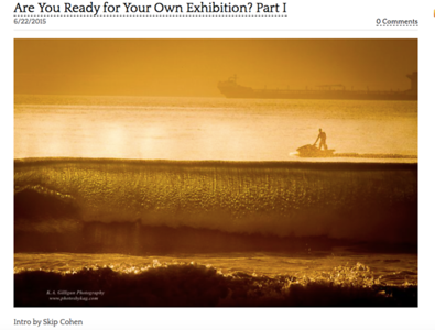 LISTEN TO MY PODCAST - Are You Ready for Your Own Exhibition? Los Angeles Photographer Kevin Gilligan takes you through every step in this podcast and blog with Skip Cohen University - Link Here: http://www.skipcohenuniversity.com/tamron-theater/are-you-ready-for-your-own-exhibition-part-i