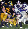 This image was used by The Free Press Newspaper for its local coverage of the Reed-Custer High School's 2007 Homecoming game. (Braidwood, Illinois) The image was run in the October 10th, 2007 edition of the paper(s).