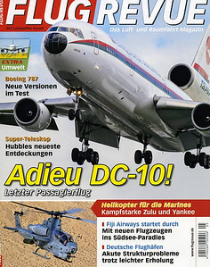 Front Cover of Flug Revue May 2014