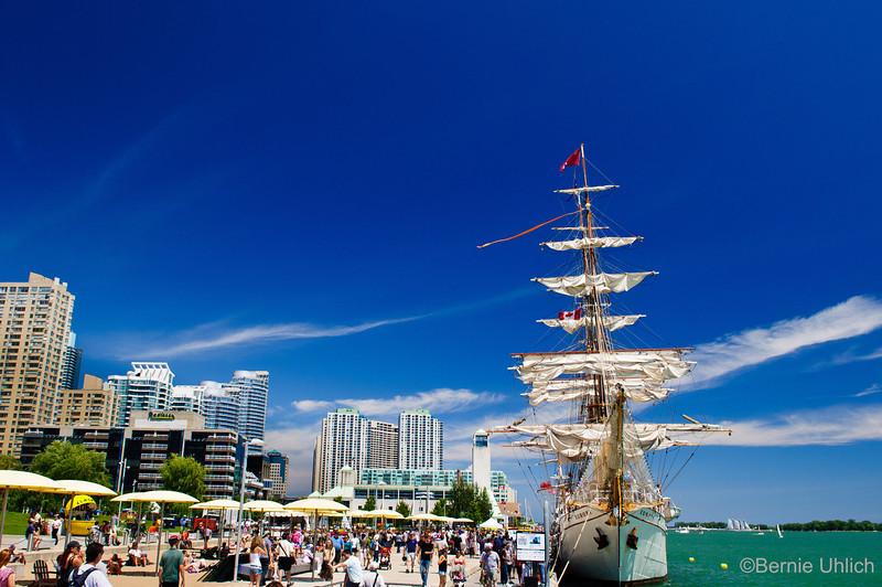 Canada Day Tall Ships Toronto