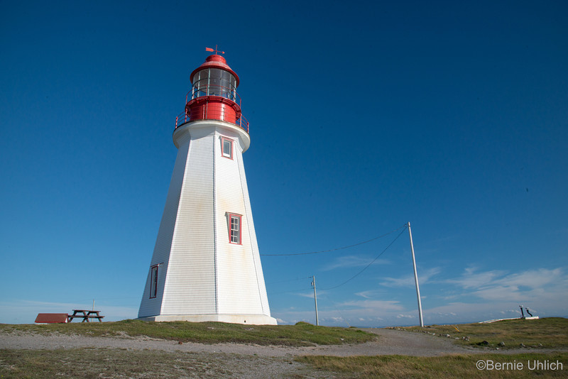 Port au Choix Lighthouse