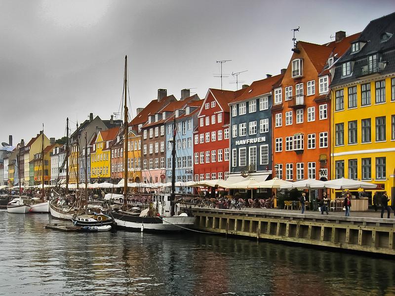 EnRoute Nyhaven Copenhagen Denmark