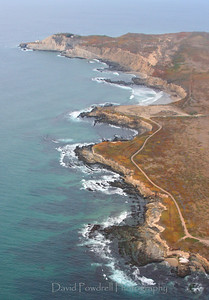 Point Conception from the air